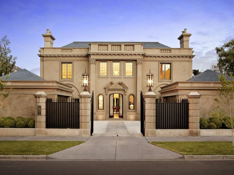 Mansion In MelbourneAustralia