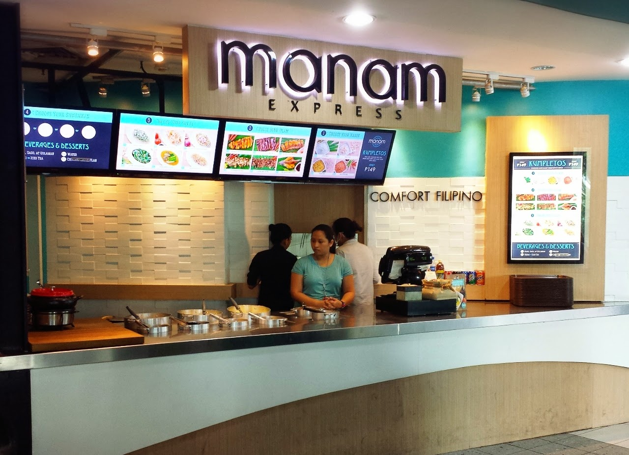 Glichs life manam express offers filipino comfort food that are truly malinamnam for just php149meal you can mix and match your orders by choosing from four different stopboris Choice Image