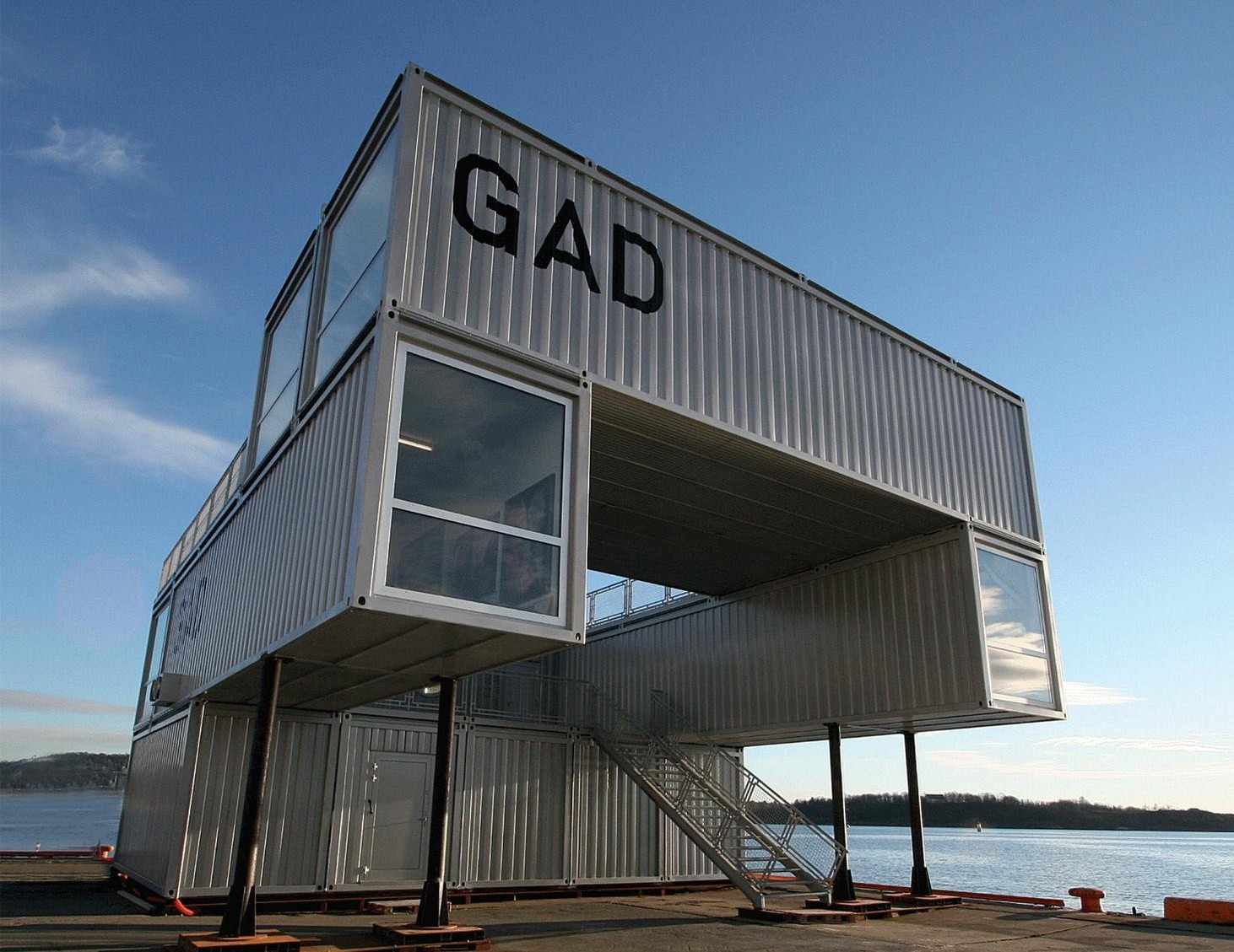 trend forward container architecture