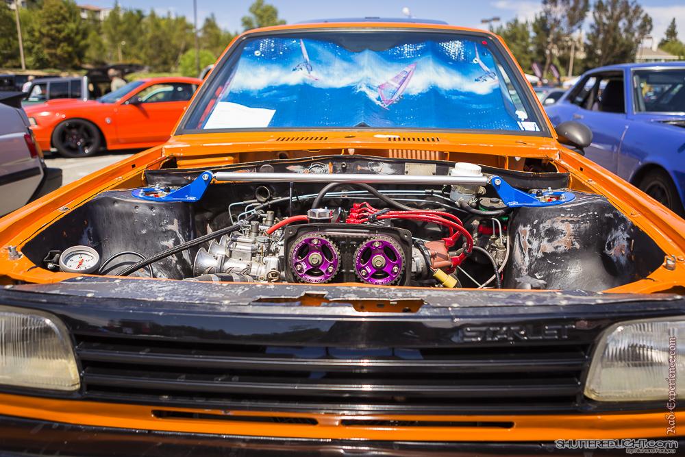 R.A.D. Experience: 2013 Santa Clarita Hot Import Car Show