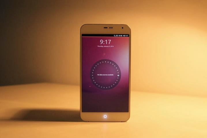 Meizu también fabricará un smartphone con Ubuntu Touch, ubuntu touch primeros moviles,