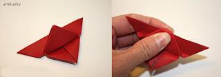 cara membuat origami kupu-kupu yang indah