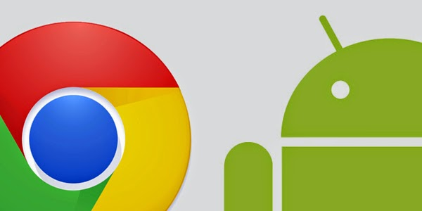 apps for Android applications, Google Chrome