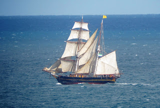 Tres Hombres scilly islands - By Robin