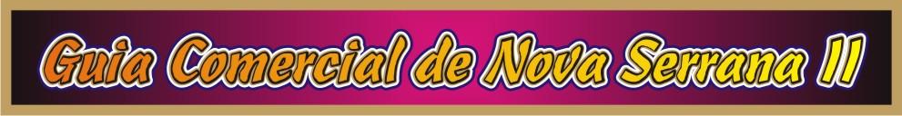 Guia Comercial de Nova Serrana II