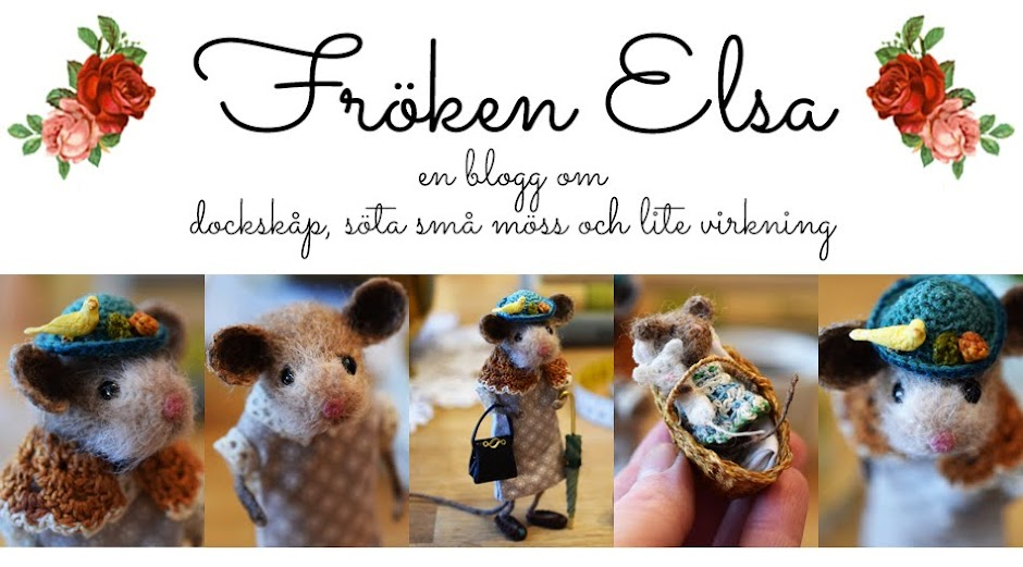 Fröken Elsas virkblogg