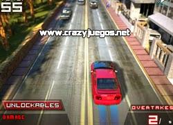 Jugar Red Driver 4