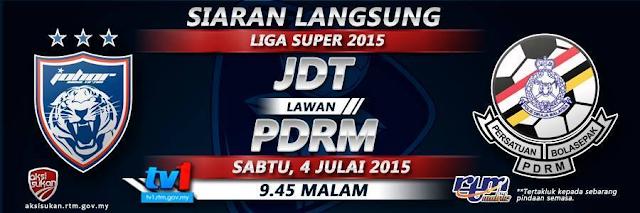 JDT vs PDRM