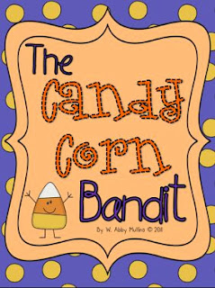http://www.teacherspayteachers.com/Product/The-Candy-Corn-Bandit-A-Making-Predictions-Activity-160873