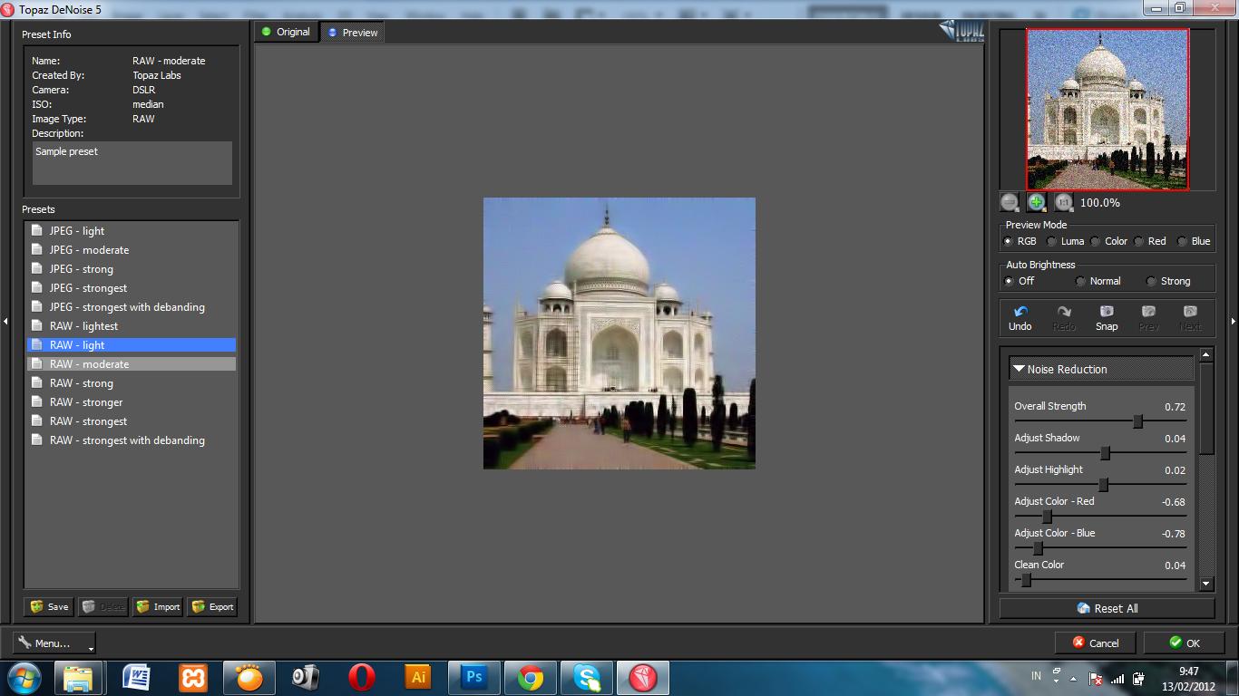 Topaz DeNoise 5.0.1 Full ( Plugin For Photoshop )  souma29 Blog