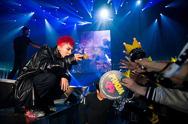 G-Dragon One of a Kind World Tour Seoul- 4