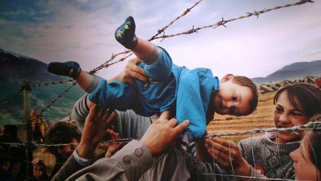 De visita en la Argentina, el titular de ONU dijo que en el mundo hay 65 millones de refugiados