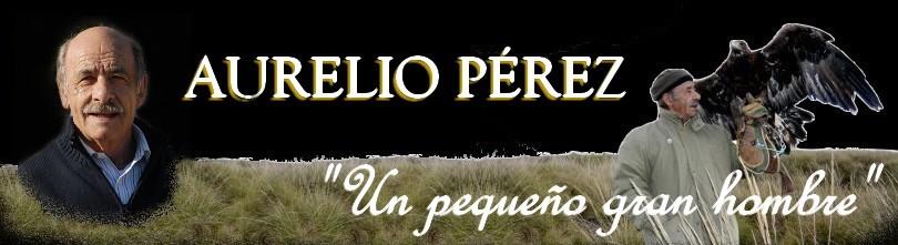 AURELIO PÉREZ: Naturalista y Maestro Cetrero