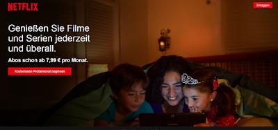 Netflix im Ausland gucken Erfahrungen Netflix Runzelfuesschen Elternblog