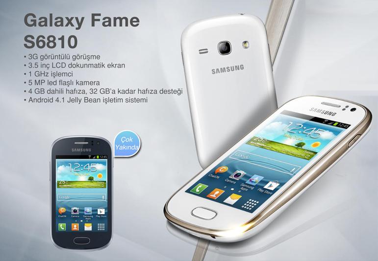 Gambar Samsung Galaxy Tipe Fame S6810