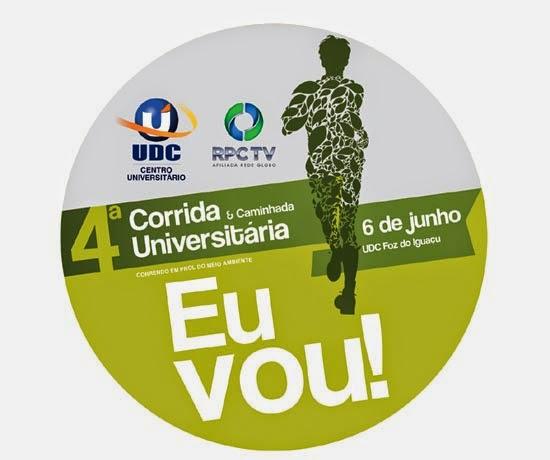 4ª CORRIDA UNIVERSITÁRIA - FOZ - 06/06