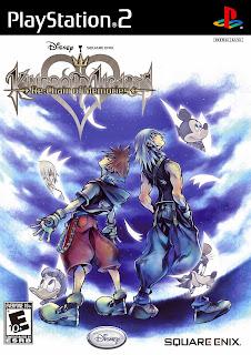 Kingdom Hearts: Chain of Memories Ps2 Iso Mega Ntsc Juegos Para PlayStation 2