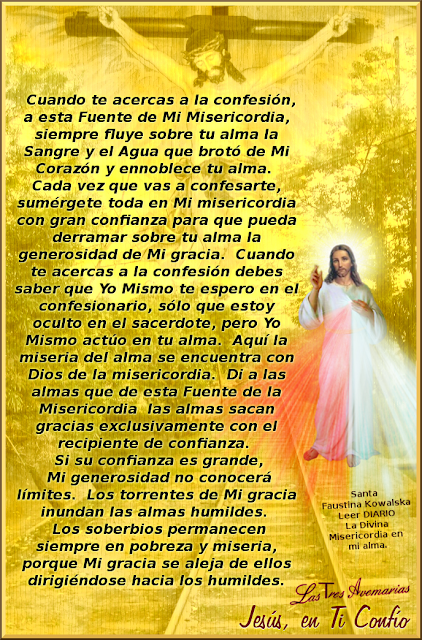 imagen de jesus misericordia con texto