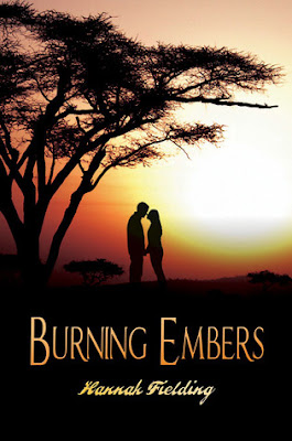 Guest Post + Giveaway – Burning Embers by Hannah Fielding