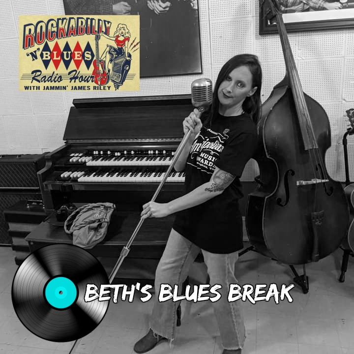 Follow Beth's Blues Break