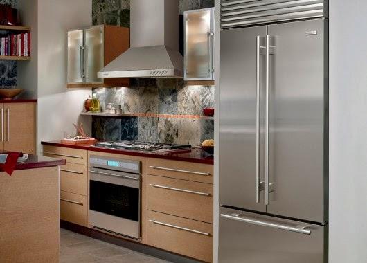 Muebles y decoraci n de interiores campanas wolf para cocinas - Campanas de cocina decorativas ...