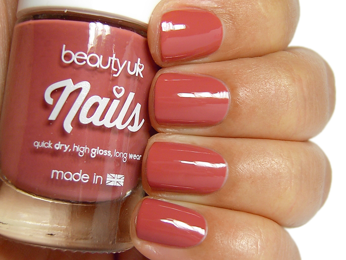 Beauty UK Nails - Rustic Rose