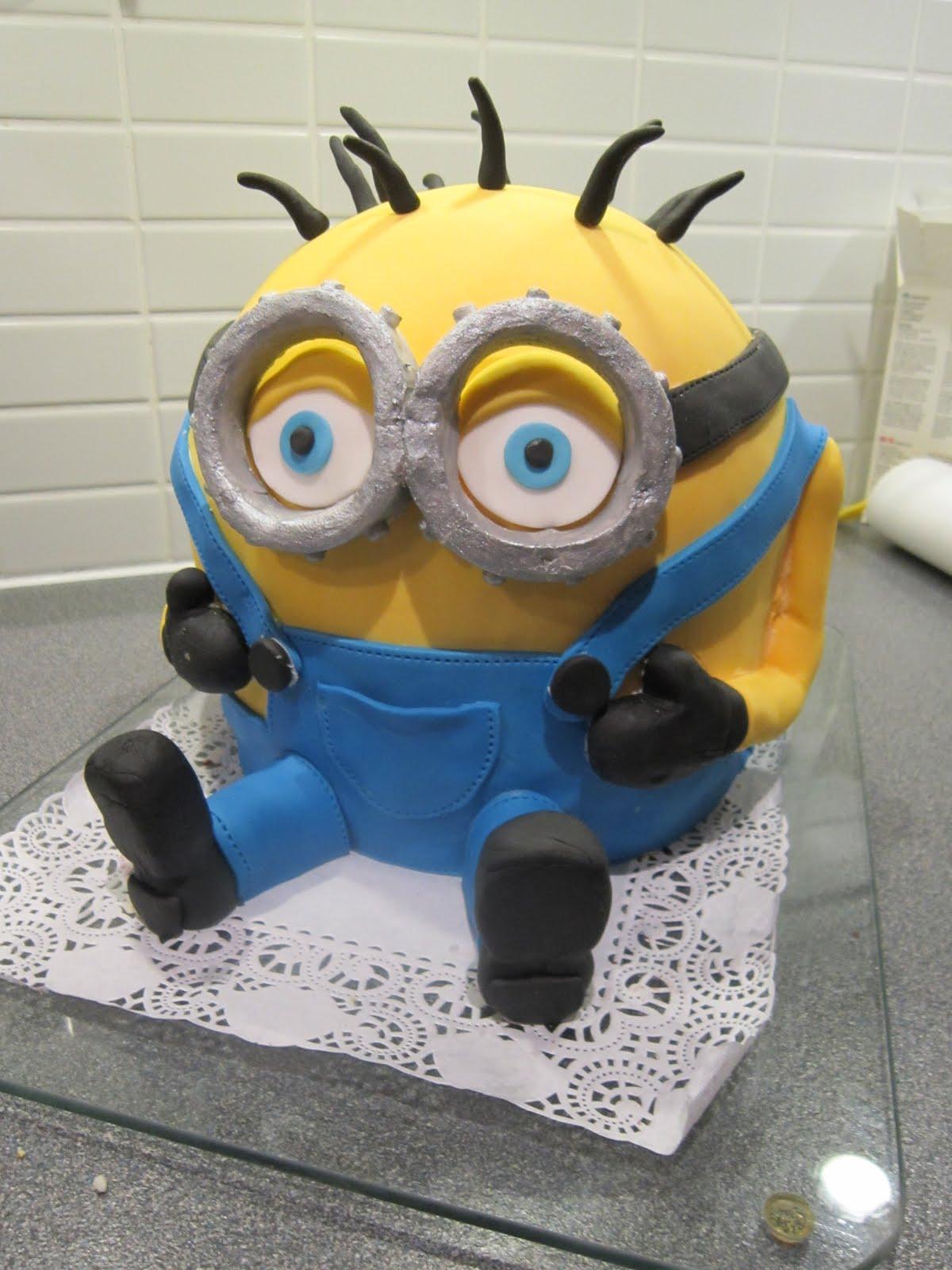 Minions-kakku