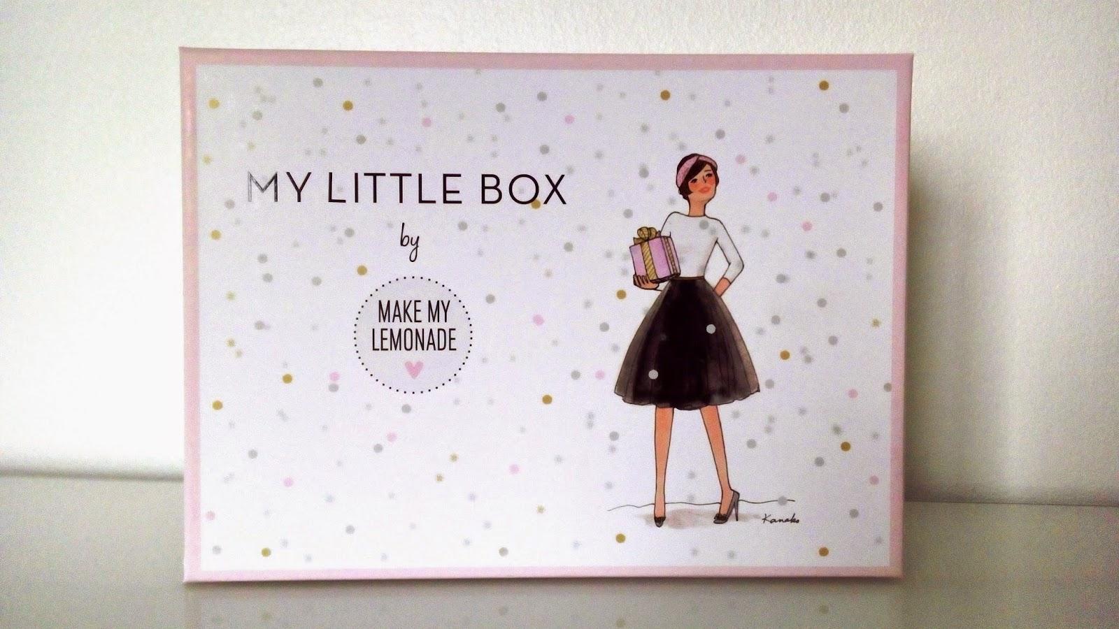 le p 39 tit coin d 39 elsa my little box by make my lemonade. Black Bedroom Furniture Sets. Home Design Ideas