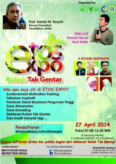 Etos Expo 2014 | Etos Surabaya