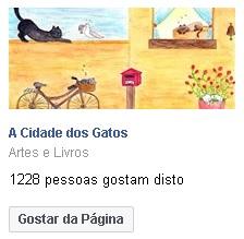 A Cidade dos Gatos no facebook