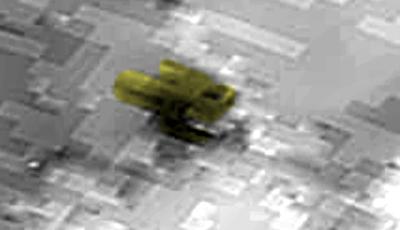 Docked Alien Ship Found On Pluto's Moon 2015, UFO Sightings