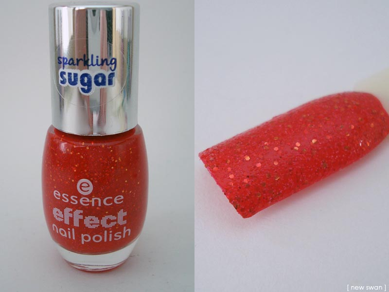 essence effect nail polish 08 heart explosion