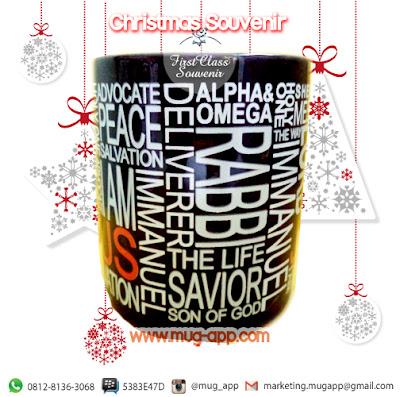 Souvenir Natal dan Tahun baru
