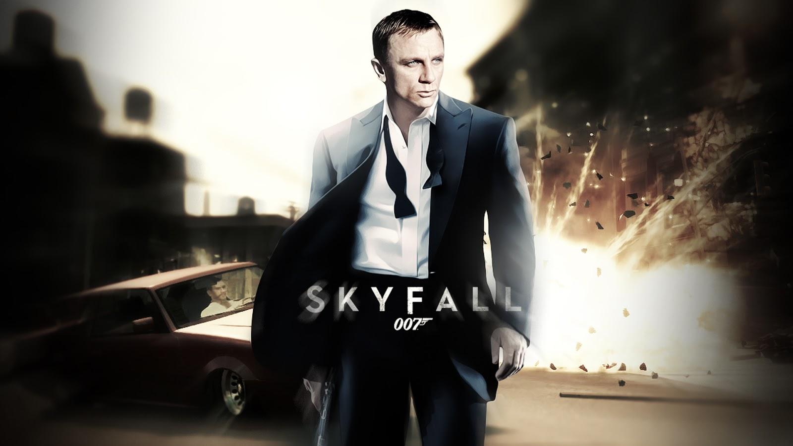 James Bond Skyfall  Download