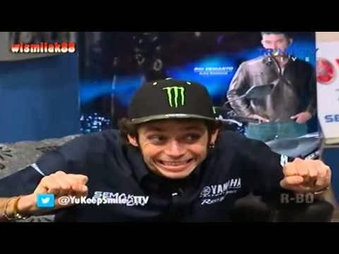 Valentino Rossi Ikut Goyang Oplosan