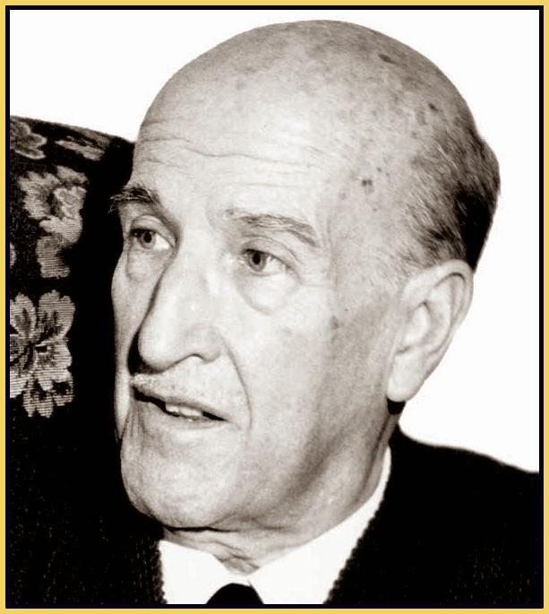 Vicente Aleixandre. Nobel Literatura.