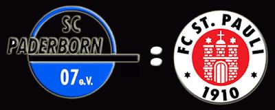 17ª Rodada - SC Paderborn 07 : FC St.Pauli