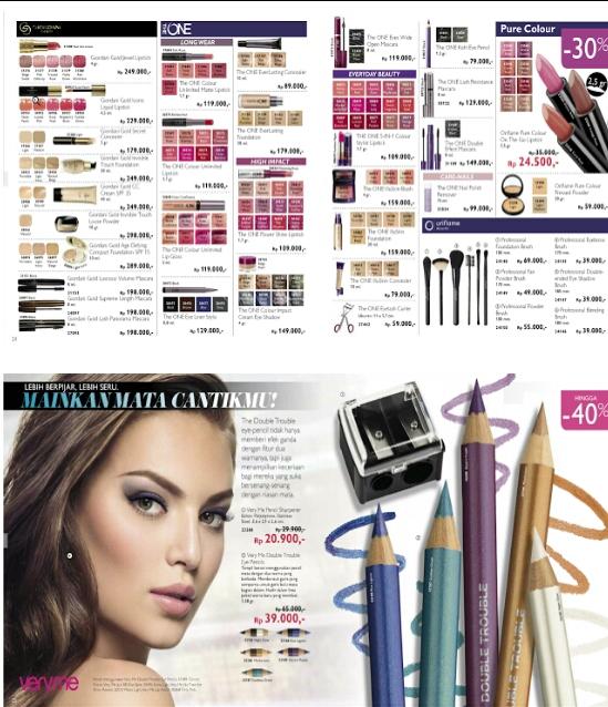 Katalog Promo Oriflame September - Oktober 2015