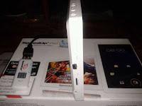 Setting Internet FLEXI pada tablet SpeedUP PAD, Setting Internet tablet SpeedUP PAD modem CDMA