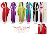 Vanilla Maxi SOLD OUT