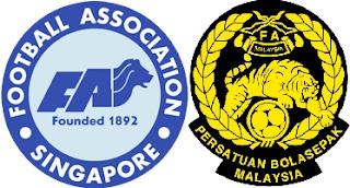 piala aff suzuki, aff suzuki 2012, malaysia vs singapura