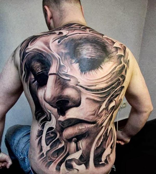 komentar pecinta tato mengatakan makna tato suku telah tumbuh ...