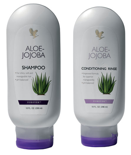 ALOE JOJOBA SHAMPOO & CONDITIONING