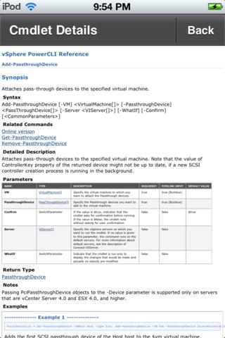 vmware vsphere powercli reference pdf