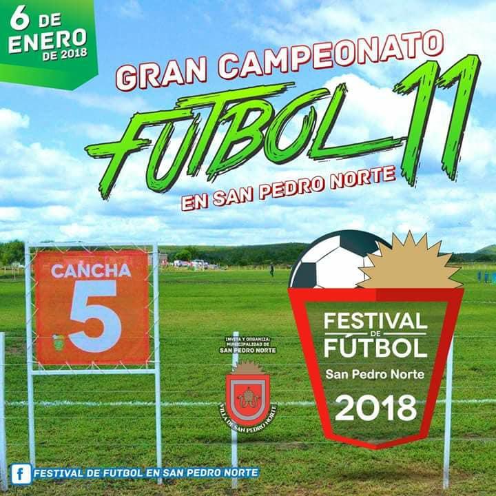 Gran Campeonato de Fútbol 11 San Pedro Norte
