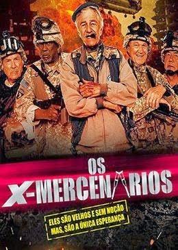 Filme Os X Mercenários Dublado AVI DVDRip