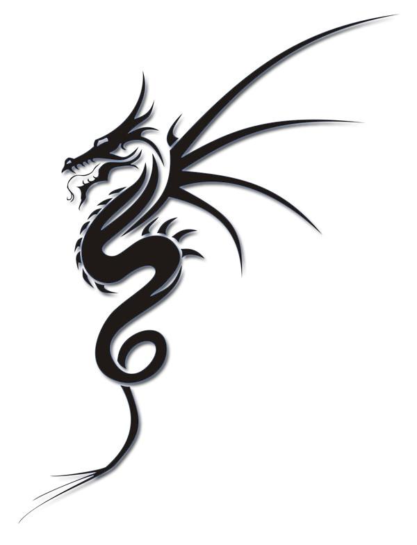 body art world tattoos tribal dragon tattoos still cause a sensation. Black Bedroom Furniture Sets. Home Design Ideas