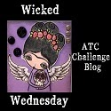 Wicked Wednesday ATC