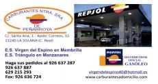 Carburantes Peñarroya