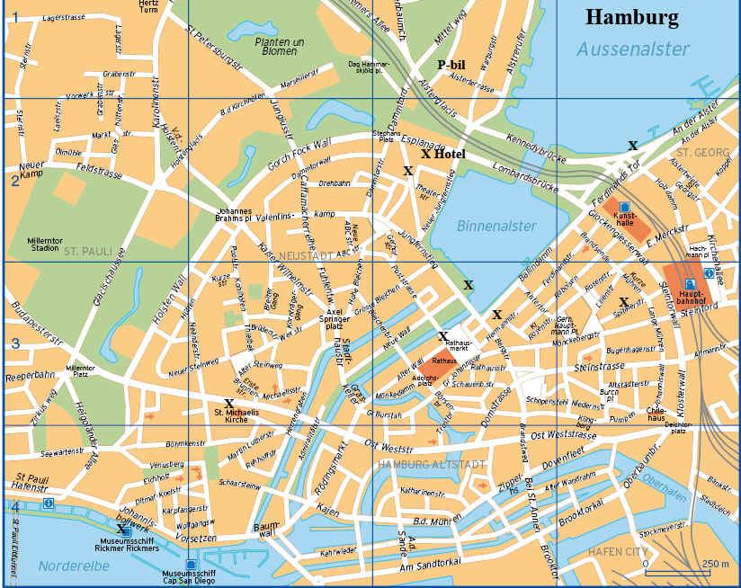 November 2011 Free Printable Maps – Printable Tourist Map of Paris